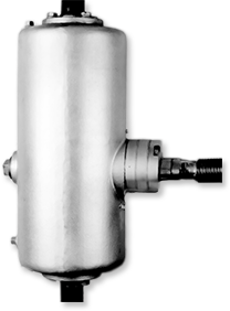 Exhaust Surge Tank System