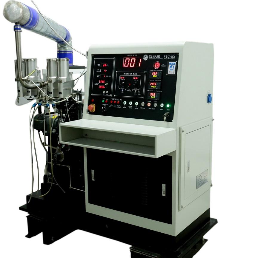 CFR octane analyzer
