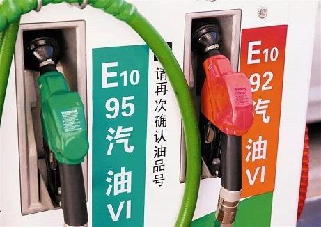 ethanol gasoline octane rating