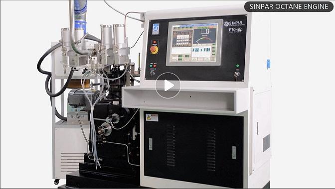 Octane Engine with SXCP Digital Control Panel