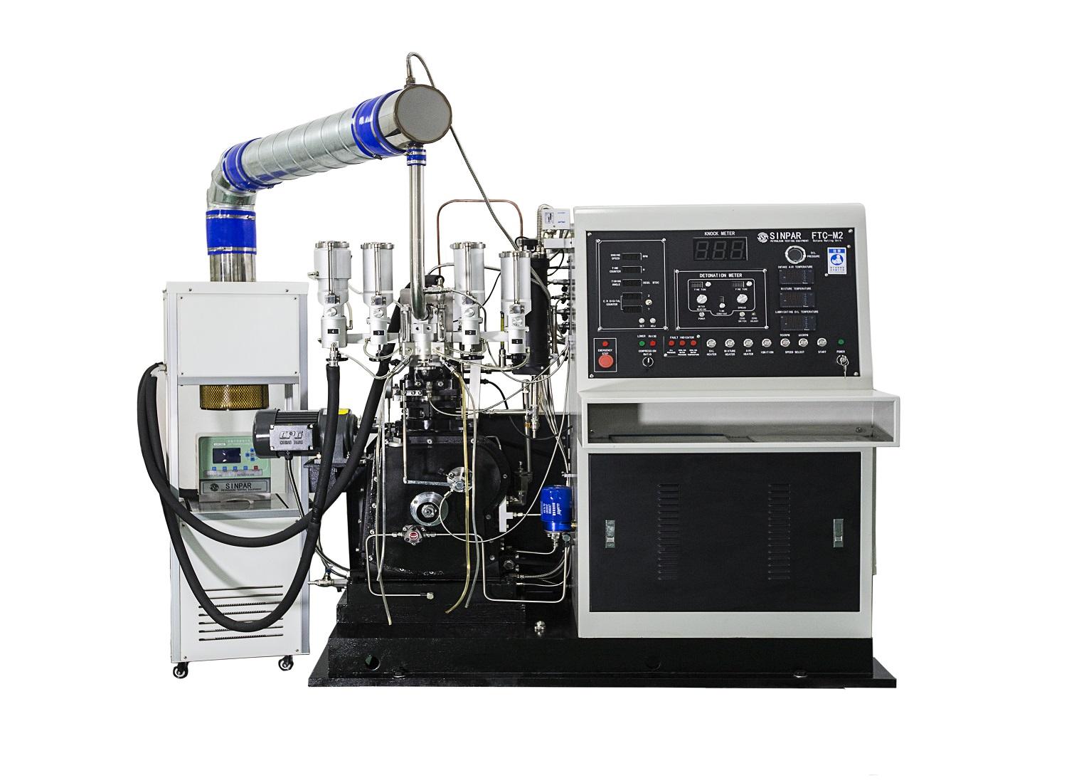 Combination Octane Rating Unit FTC-M